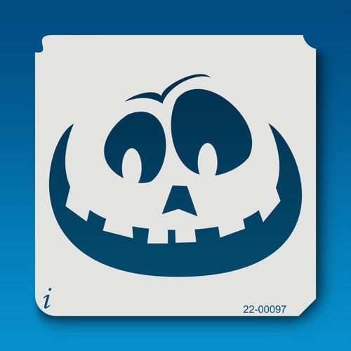 22-00097 Jack O Lantern Face