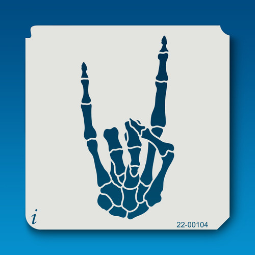 22-00104 Skeleton Hand