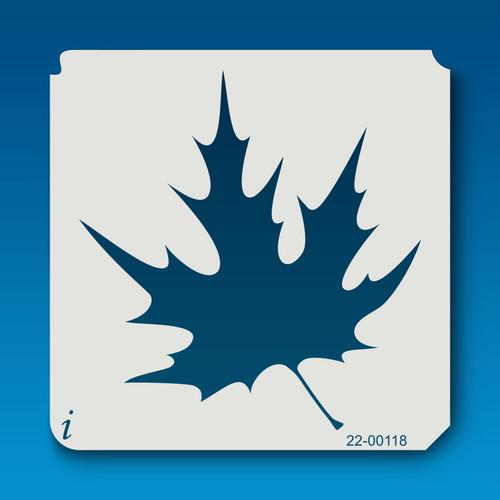 22-00118 Maple Leaf Stencil