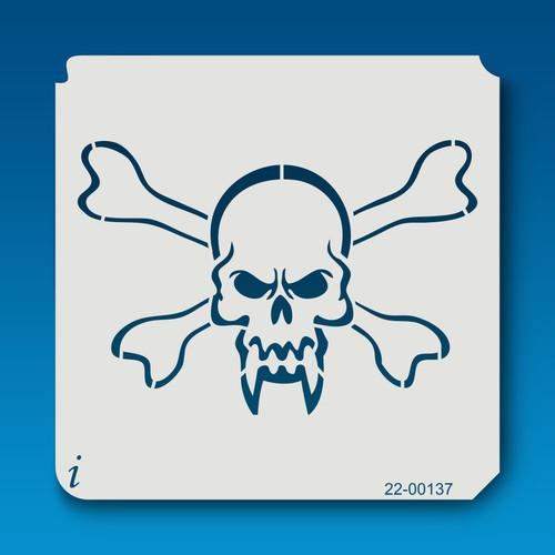 22-00137 Skull