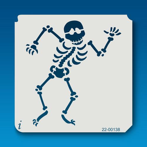 22-00138 Dancing Skeleton