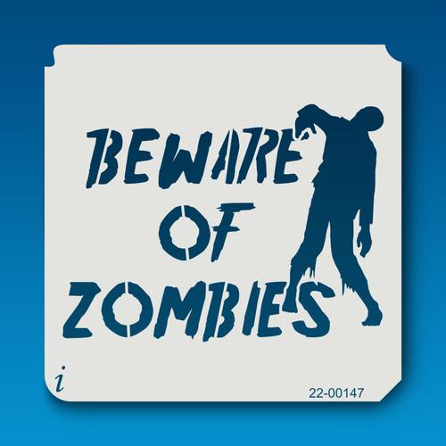 22-00147 Beware of Zombies