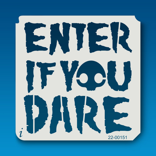 22-00151 Enter If You Dare