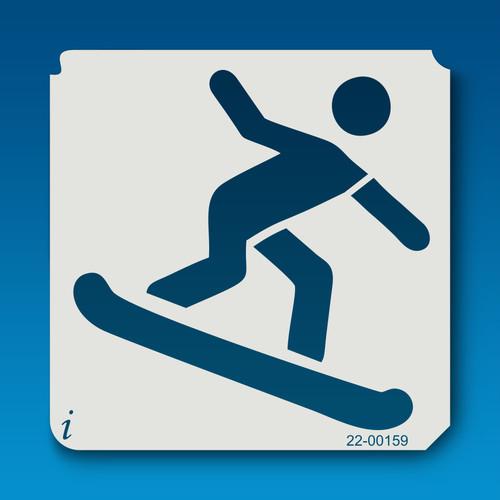 22-00159 Snowboarder