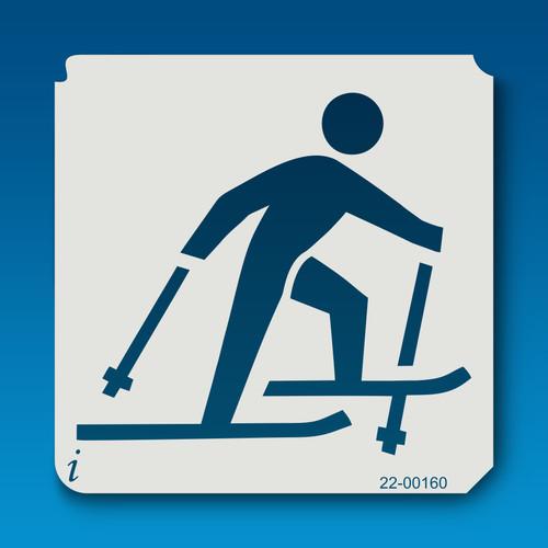 22-00160 Skier
