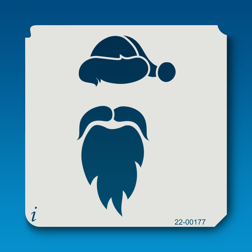 22-00177 Santa Hat & Beard