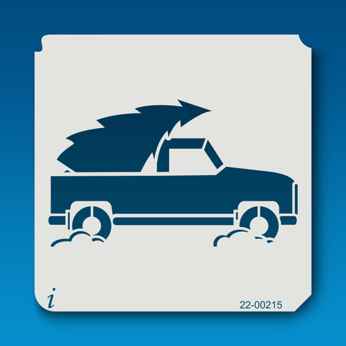 22-00215 Christmas Truck