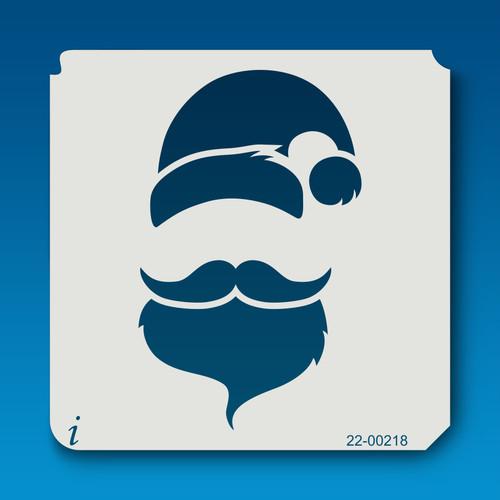 22-00218 Santa Face