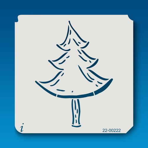 22-00222 Winter Tree