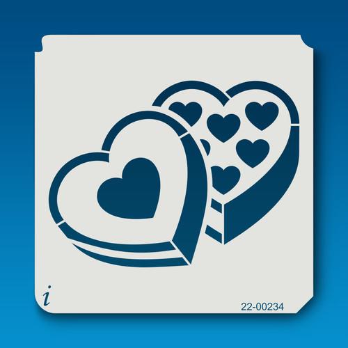 22-00234 Heart Candies