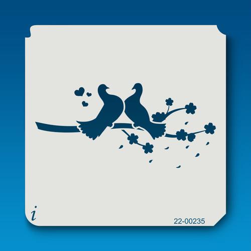 22-00235 Love Birds
