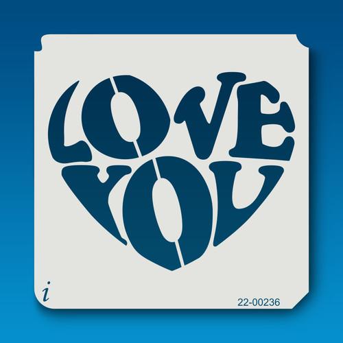 22-00236 Love Heart
