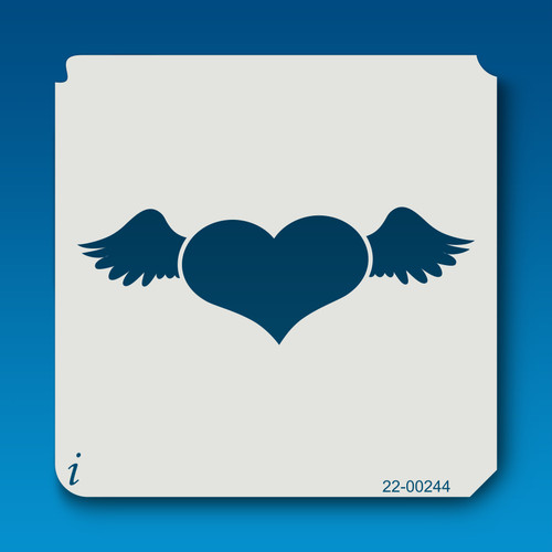 22-00244 Winged Heart