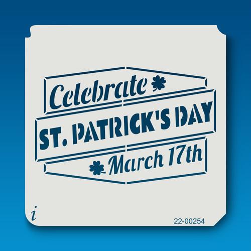 22-00254 St. Patrick's Day