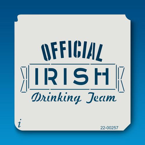22-00257 Irish Drinking Team