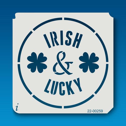 22-00259 Lucky Irish