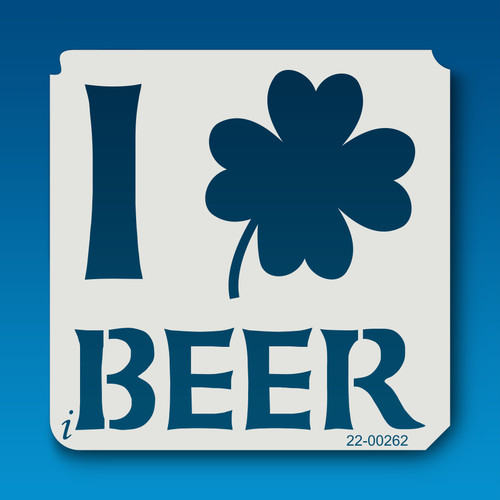 22-00262 Shamrocks and Beer