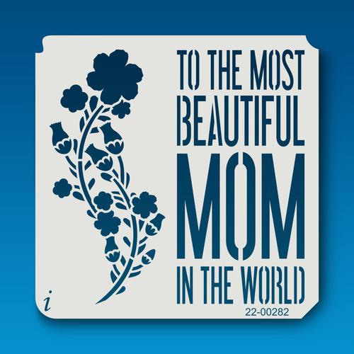 22-00282 Most Beautiful Mom