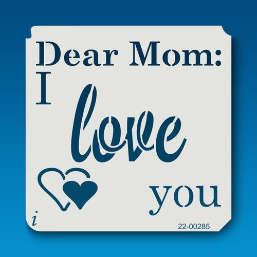 22-00285 Dear Mom