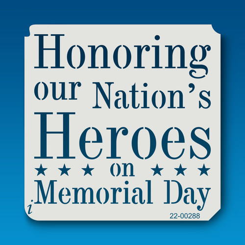22-00288 Honoring our Heroes