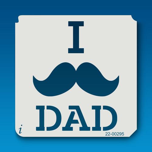 22-00295 I (mustache) dad