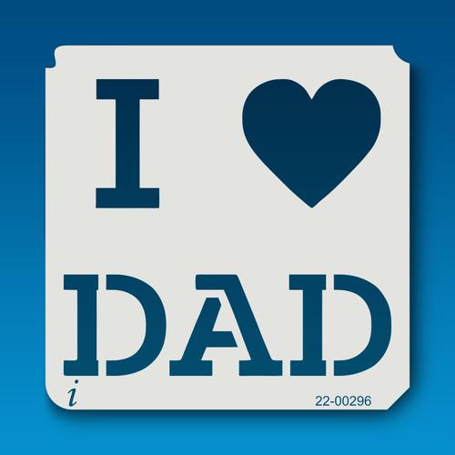 22-00296 I (heart) dad