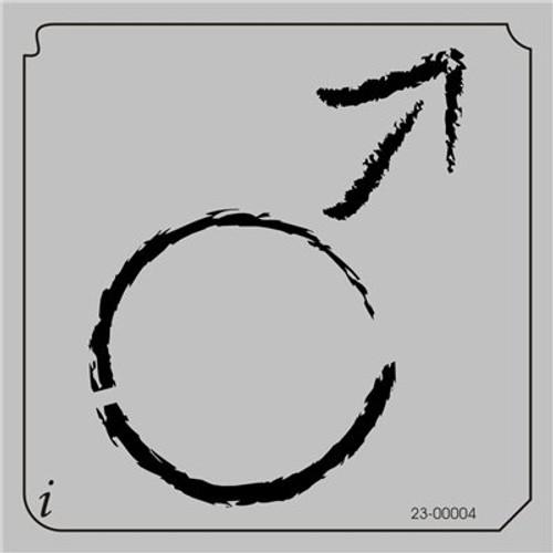 23-00004 Male Symbol