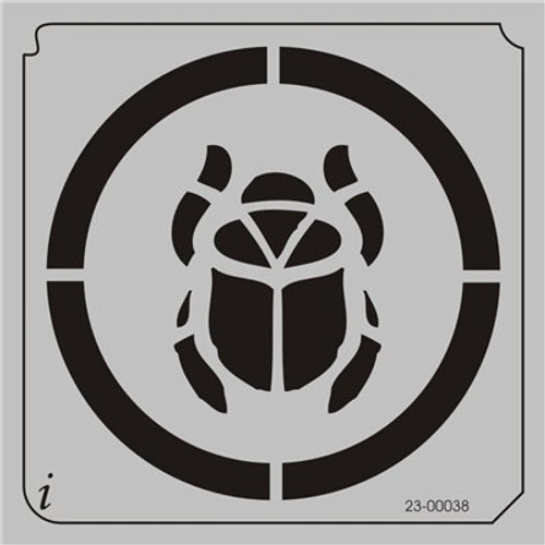 23-00038 Egyptian Scarab Beetle