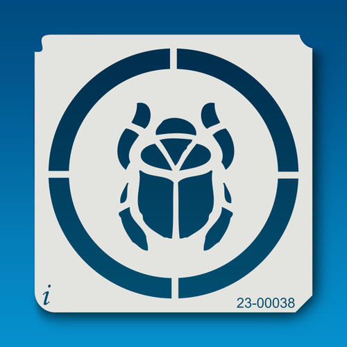23-00038 Egyptian Scarab Beetle