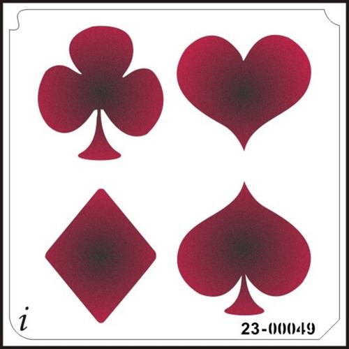 23-00049 Card Suit Symbols