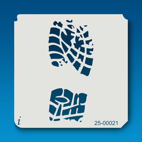 25-00021 Boot Print