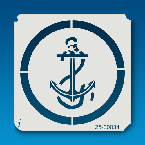 25-00034 Anchor Craft Stencil
