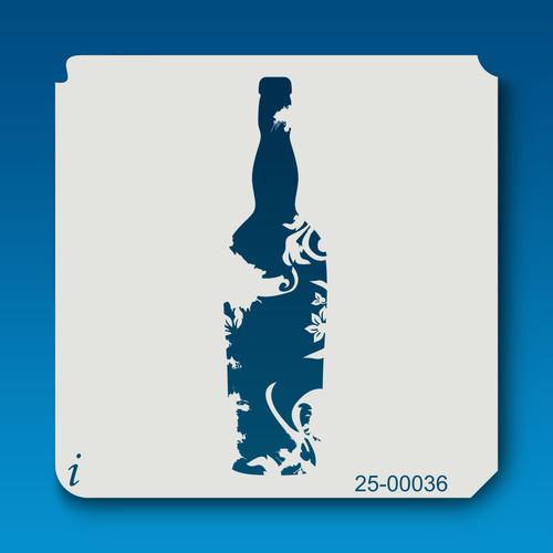 25-00036 Decorative Bottle