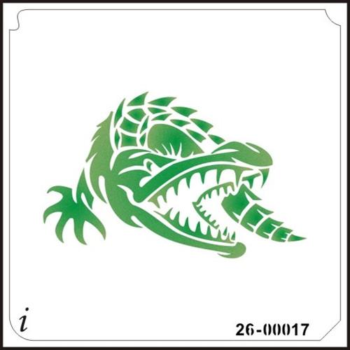 26-00017 Crocs and Gators4 Stencil