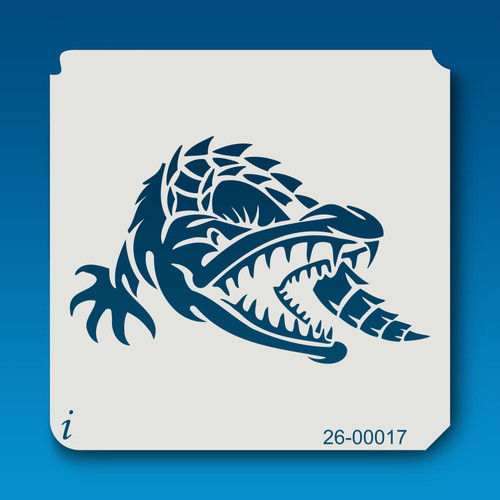 26-00017 Crocs and Gators4 Stencil