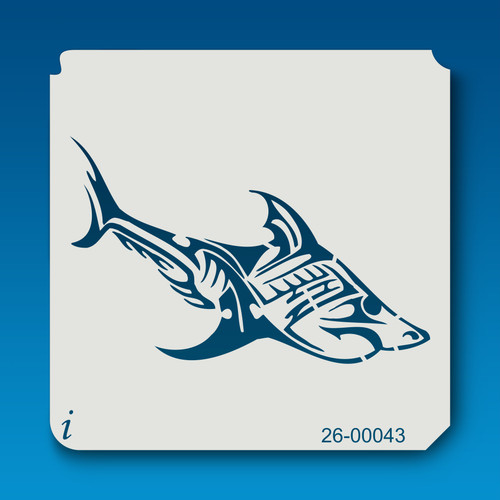26-00043 Tribal Shark