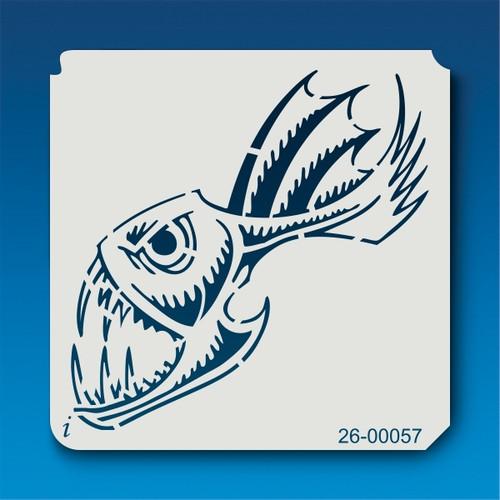 26-00057 Deep Sea Fish