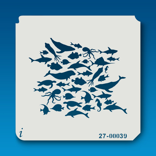27-00039 Sea of Life