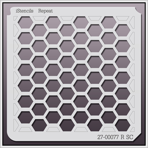 27-00077 RSC Honeycomb Stencil