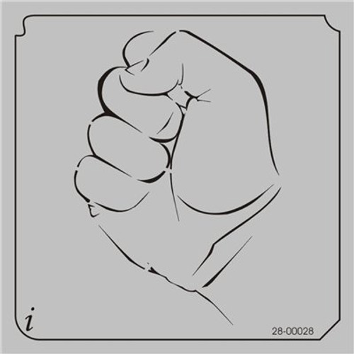28-00028 Fist