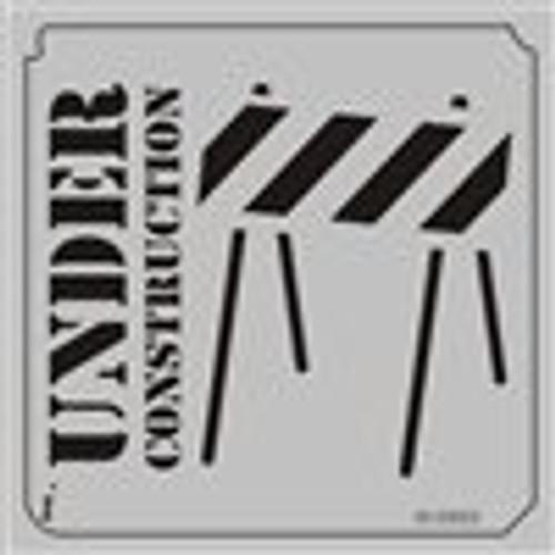 30-00002 Under Construction Sign