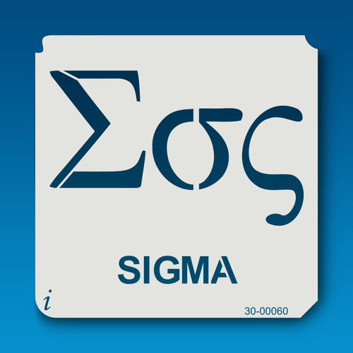 30-00060 Sigma