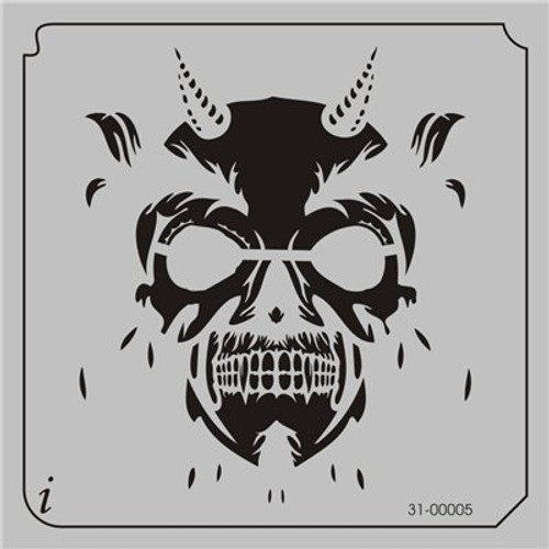 31-00005 Devil Skull