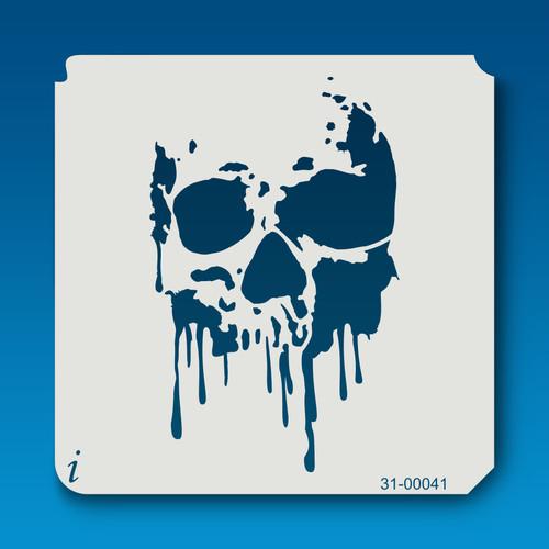 31-00041 Dripping Skull