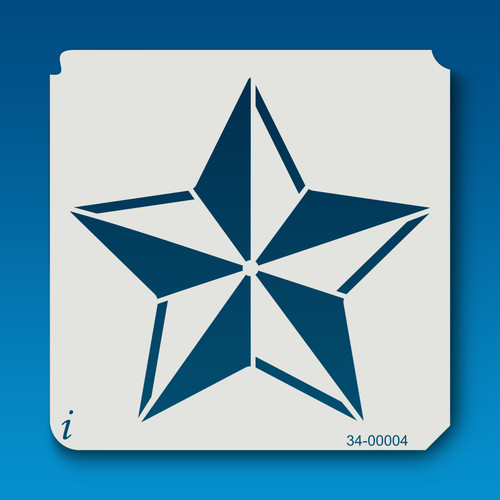 34-00004 Nautical Star