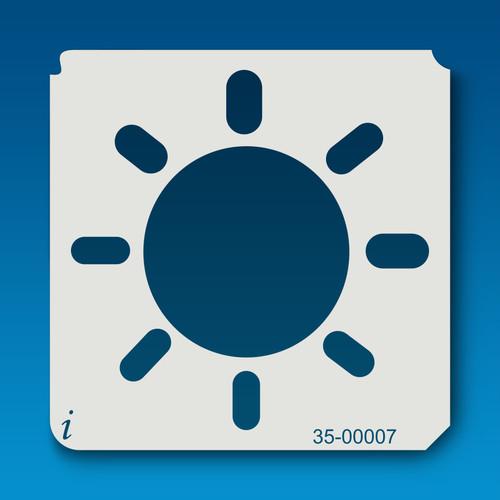 35-00007 Simple Sun