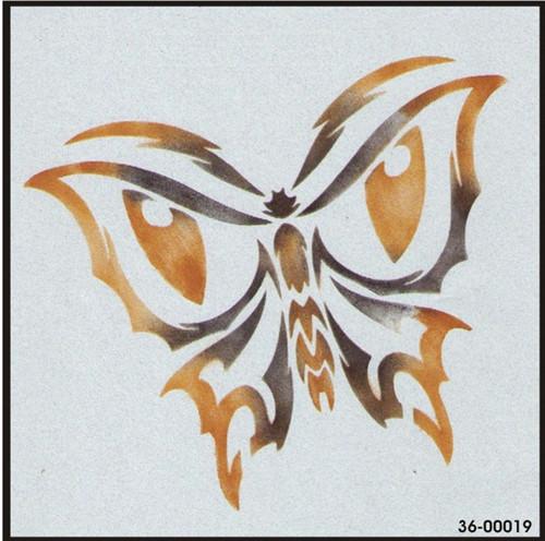 36-00019 Butterfleye Stencil