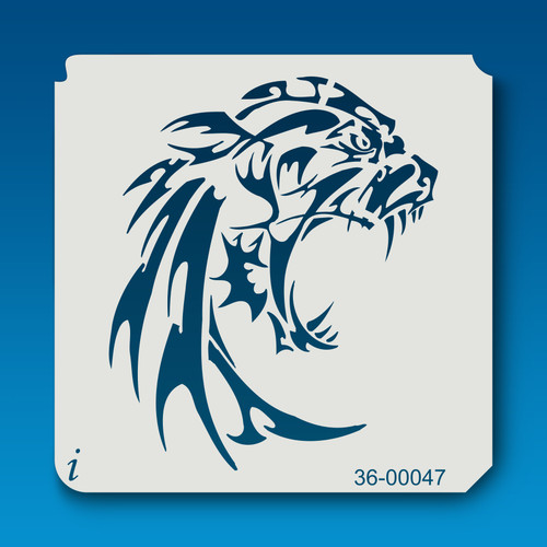 36-00047 Tribal Big Cat Roar