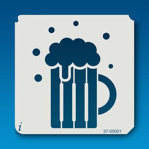 37-00001 Beer Stein