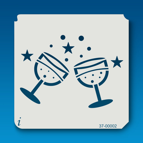 37-00002 Champagne Glasses